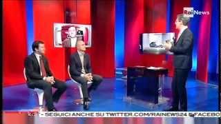 Interview with prof. broggi on autonomous driving rai news 24 (jan 17, 2013) - hd