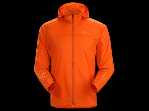 Arcteryx Incendo Hoodie Trail Running Jacket Review