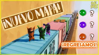 Video de NUEVO MAPA GANG BEASTS - WILLY VS FARGAN VS VEGETTA