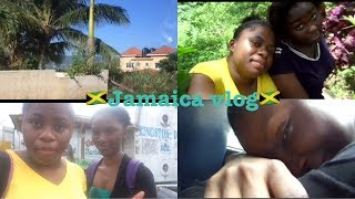 JAMAICA VLOG #24 WHERE ARE WE NOW MOBAY &amp OCHI