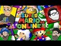 Super Mario 64 ONLINE With Nathaniel Bandy And Nintendrew THE BASEMENT STARS mp3