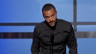 jesse williams fiery bet awards speech