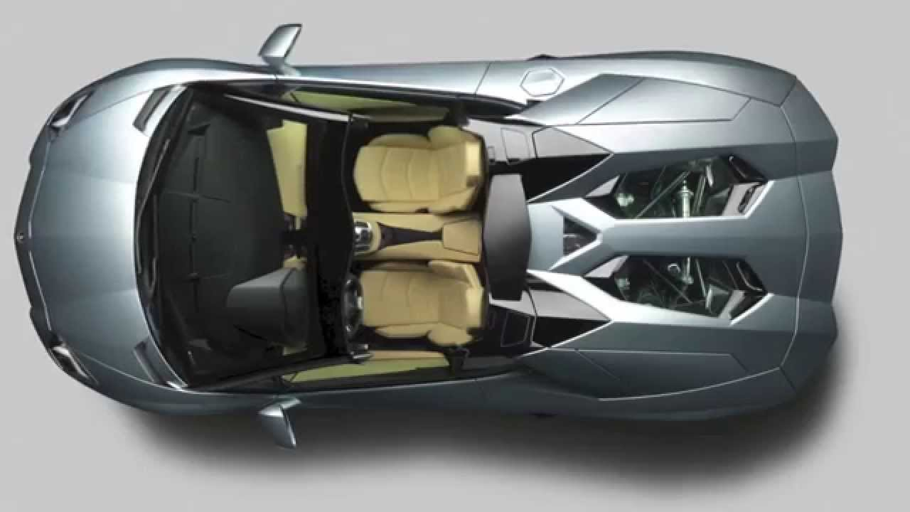 Lamborghini Aventador Roadster HD IN Detail + INTERIOR Car Commercial  Carjam TV   YouTube