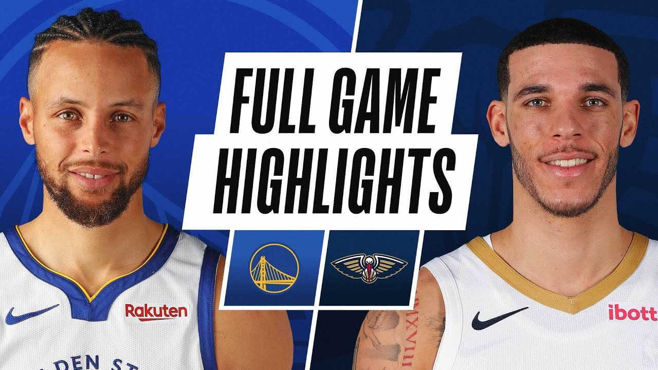 Download WARRIORS at PELICANS | FULL GAME HIGHLIGHTS | May 4, 2021