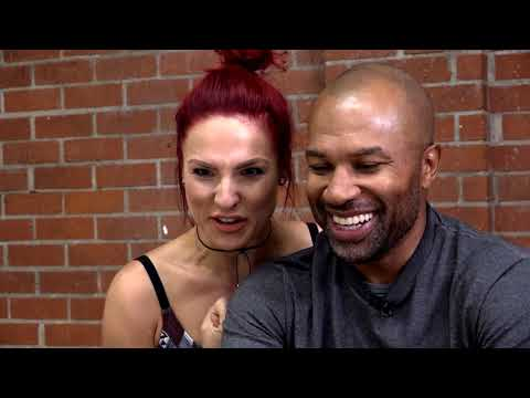 NBA legend Derek Fisher surprises parents with Dancing with the Stars news | ESPN