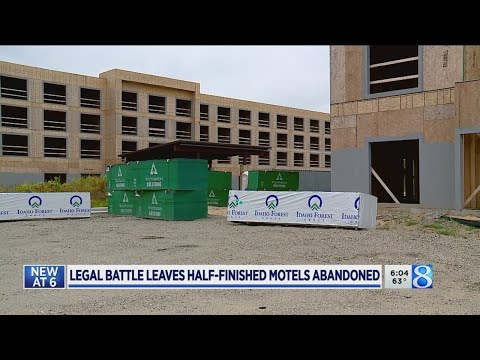 Unfinished Muskegon Co. Motels Face Uncertain Future