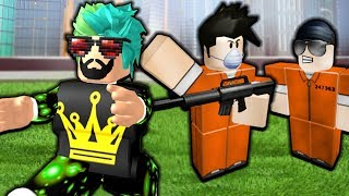 I'm A SECRET POLICE MAN AND Among THE THIEVES | ROBLOX MADCITY