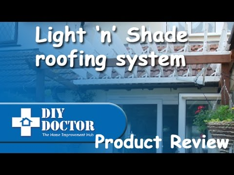 Light 'n' Shade Roofing System