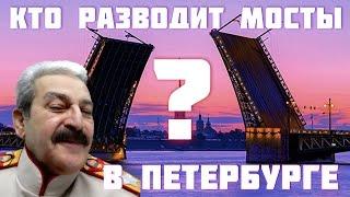 Stalinback: Кто разводит мосты в Петербурге?