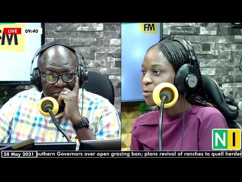 The Daily Digest with Jimi Disu, Friday, 28/05/2021