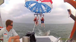 Chute Em Up Parasail Video