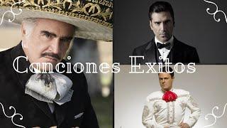 Canciones Exitos de LOS FERNANDEZ  - VICENTE FERNANDEZ -  ALEJANDRO FERNANDEZ -  PEDRO FERNANDEZ