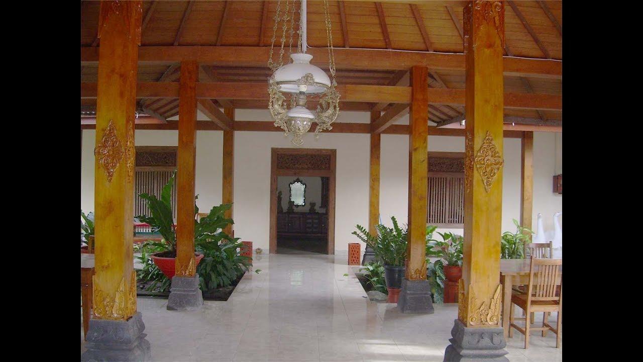 4000 Foto Desain Ruangan Rumah Joglo Modern HD Paling Keren Untuk Di Contoh