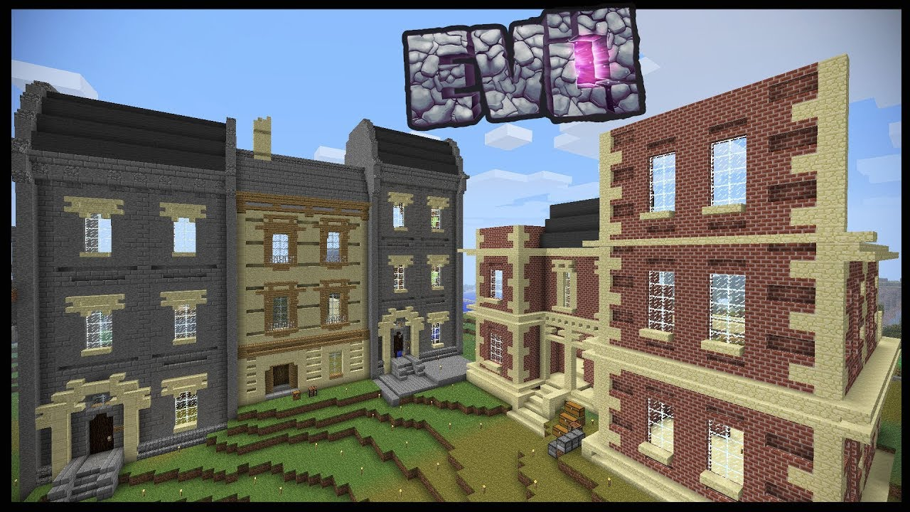 Minecraft Building With Grian