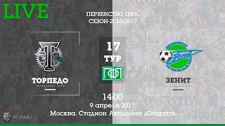 Torpedo Moscow vs Zenit Penza full match