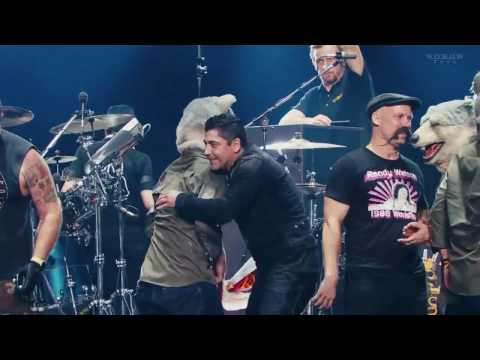 Zebrahead x MWAM - Out of Control (Live @ Saitama Super Arena, Japan)