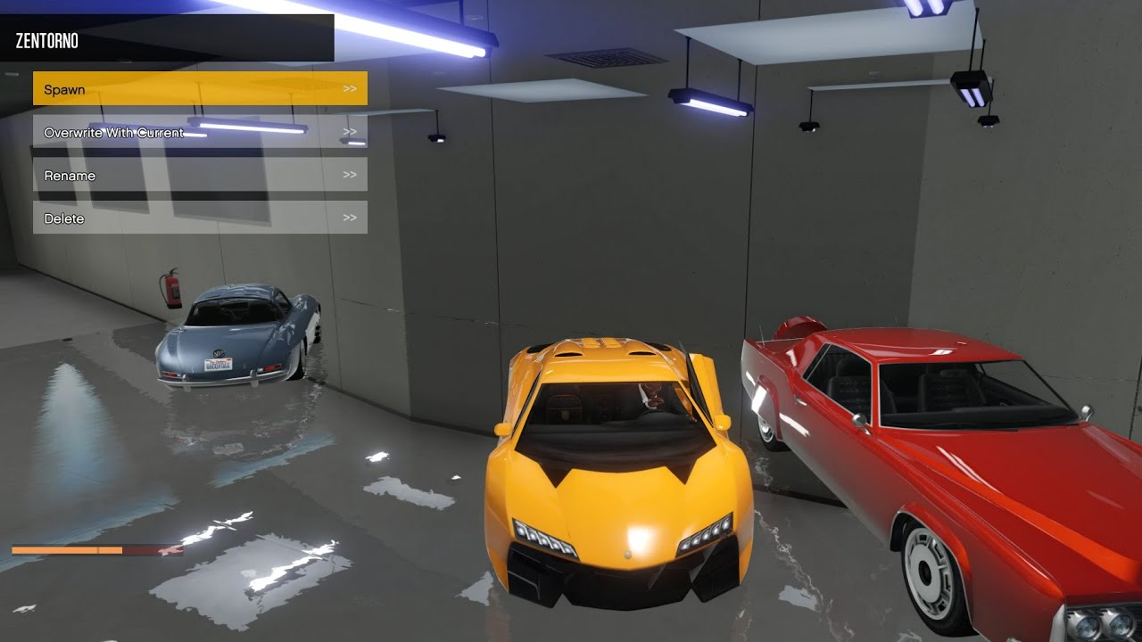 gta v high life update new 10 car garage interior found in files youtube. Black Bedroom Furniture Sets. Home Design Ideas
