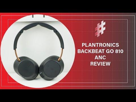 PLANTRONICS BACKBEAT GO 810 REVIEW