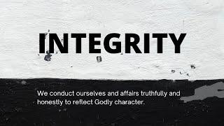 Kingdom House   Living a Life of Integrity   June 20, 2021