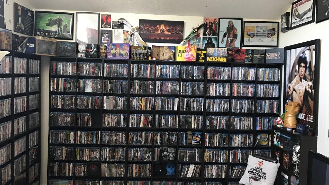 Where Do You Get Your Blu Ray Shelves