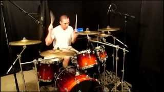 Luke - Matt Redman - We Are The Free (Drum Cover)