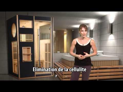 les bienfaits du sauna infrarouge saga par france sauna. Black Bedroom Furniture Sets. Home Design Ideas