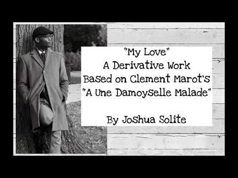 My Love {Lyric Video} A Derivative Work By Joshua Solite
