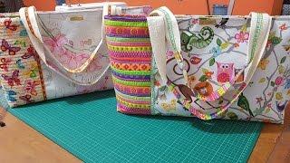 Big Bag – uma bolsa pra quem leva tudo