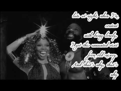 Millie Jackson & Isaac Hayes ~You Never Crossed My Mind (lyrics)