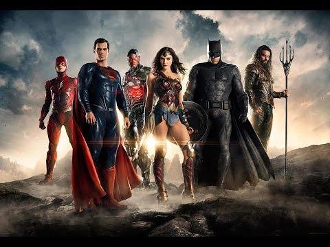 La Liga De La Justicia Primeras Imágenes Comic Con Oficial Warner Bros Pictures