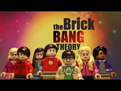 Lego The Big Bang Theory Intro
