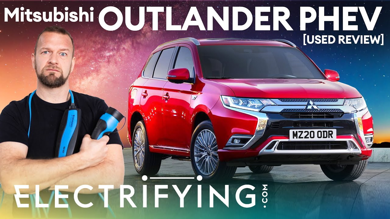 Mitsubishi Outlander PHEV used buyer's guide & review / Electrifying