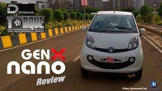 Tata Nano GenX AMT (Automatic Transmission) Review | Torque - The Automobile Show