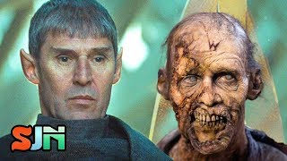 Which OTHER Walking Dead Actor Wants To Board Star Trek: Discovery