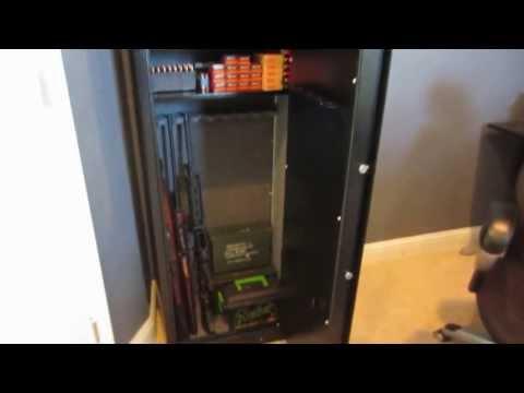 Stack On GCDB 924 10 Gun Double Door Steel Security Cabinet Review ...