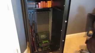 "Harbor Freight Tools 59"" Executive safe by Bunker Hill"