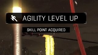 Dying Light - Fastest Agility Level Up! (Dying Light Fast Agility Easy Agility Leveling)