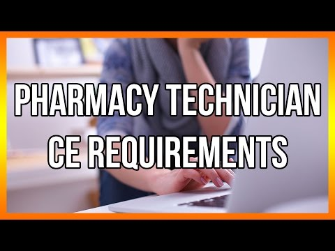 pharmacy-technician-ce-requirements