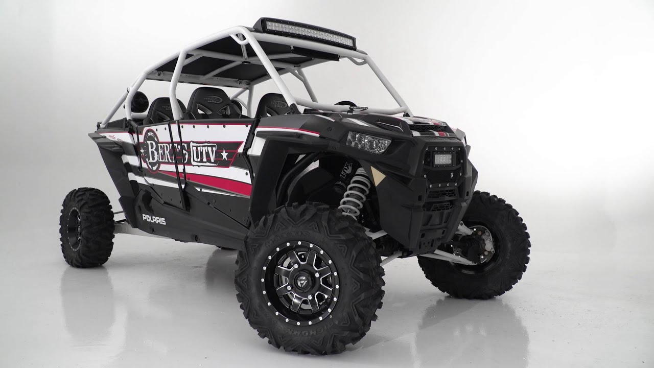 Polaris RZR 1000 Turbo | Anza D538