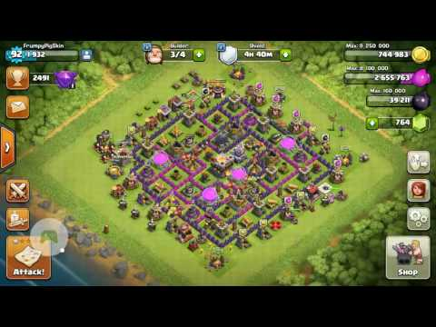 Clash of Clans - New Baby Dragon character