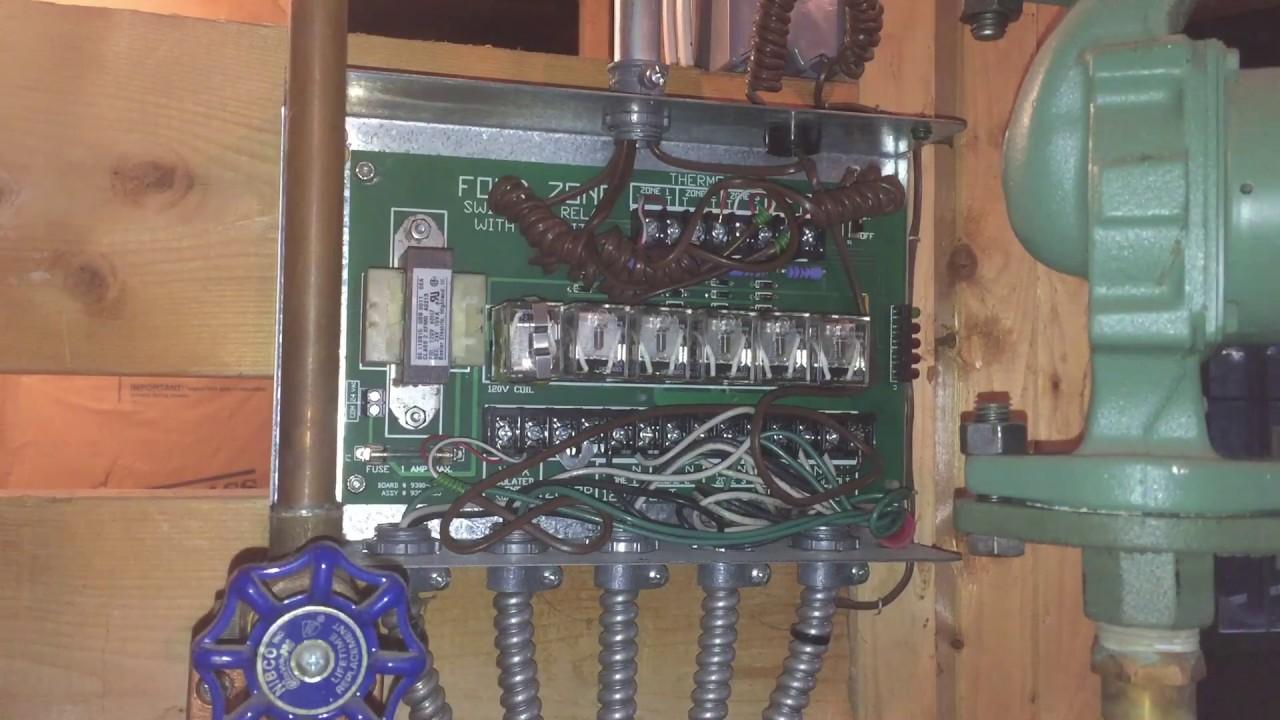 medium resolution of  018 ecobee 3 smart thermostat install part 1