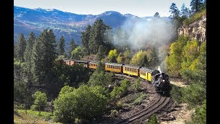 After the Flood; The Return of the Durango and Silverton Train