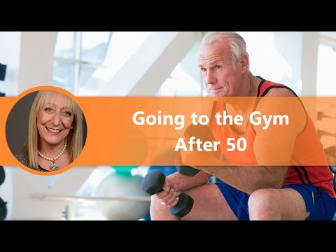 Fitness After 50: Why Going to the Gym Could Change Your Life