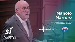 📻 Entrevista completa a Manolo Marrero en Radio Marca (21/febrero/2020)