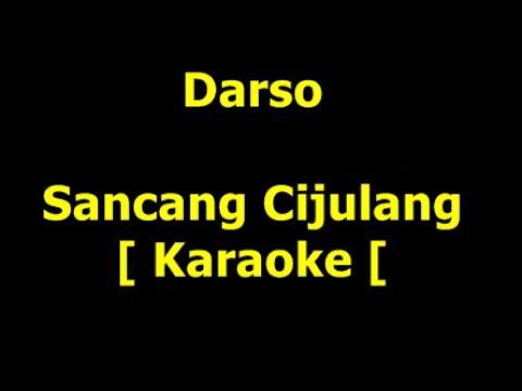 Darso   Sancang Cijulang Karaoke
