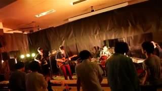 横浜国立大学 清陵祭2017 軽音楽部によるコピーバンド.