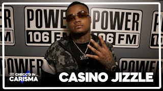 "Casino Jizzle Talks ""4x4real"" Success, New Project ""Fear 4x2"" and Dream Collabs"
