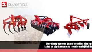 Maszyny rolnicze Przedbórz Awemak. Produkcja i sprzedaż maszyn rolniczych