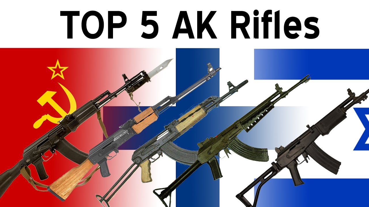 AK47 Archives - Page 3 of 3 -The Firearm Blog