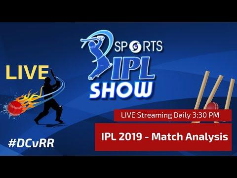 #IPL2019 Match Day 31 | Delhi Capitals vs Rajasthan Royals I #DCvRR #IPL